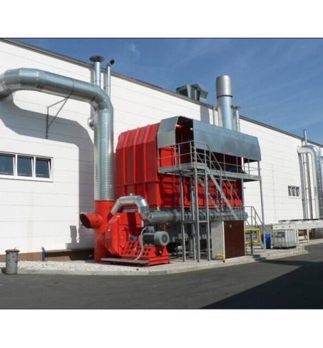 蓄热式热力焚化炉加工厂家