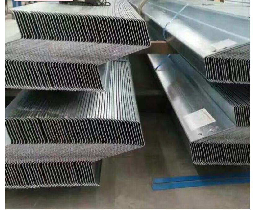 Z型钢材加工
