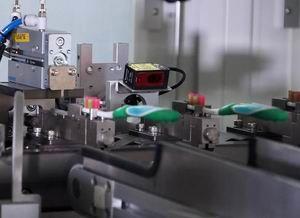 自动生产线加工