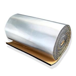 橡塑板貼鋁箔