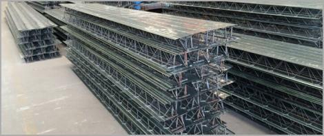 可拆卸楼承板加工