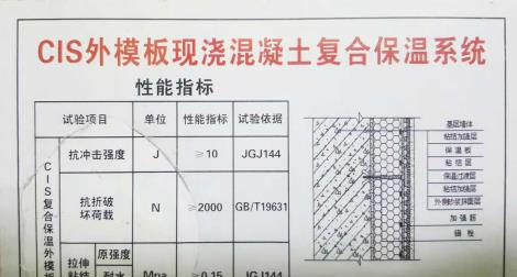 CIS复合保温板生产商