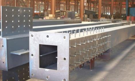 箱型柱定制