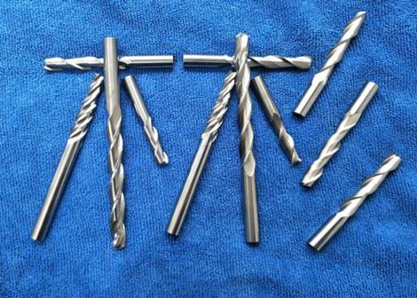合金机械加工铣刀