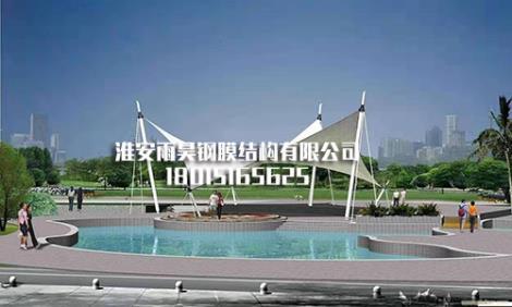 徐州膜结构景观