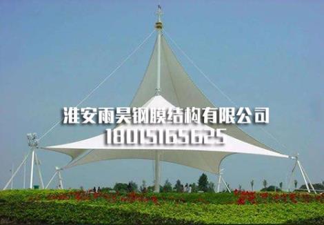 郑州膜结构景观