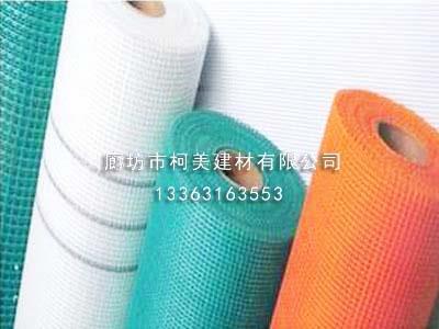 耐碱玻纤网格布加工
