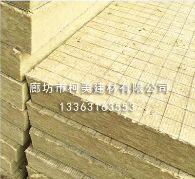 岩棉保温板定制