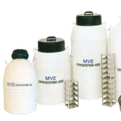 MVE Cryo系列中等冷冻储存罐