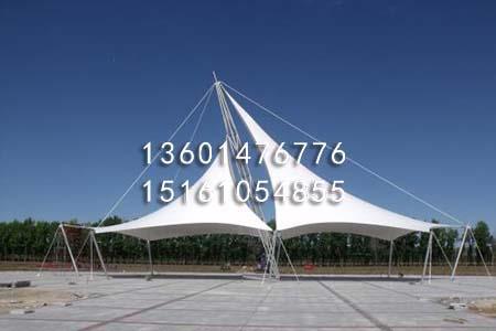 广场膜结构