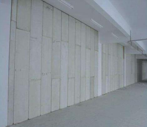购物中心轻质隔墙板