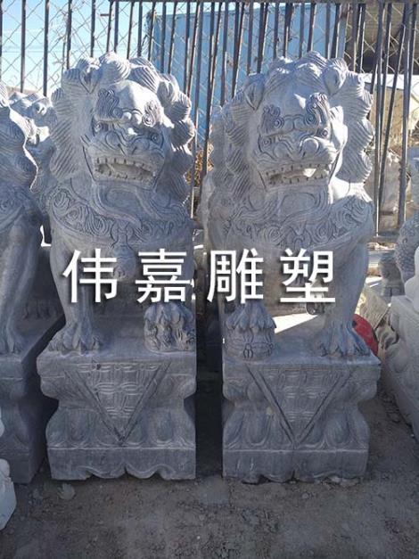 安徽动物石雕