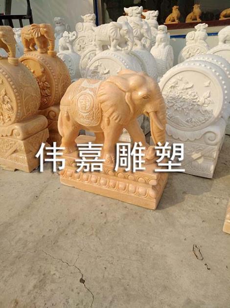 精品动物石雕