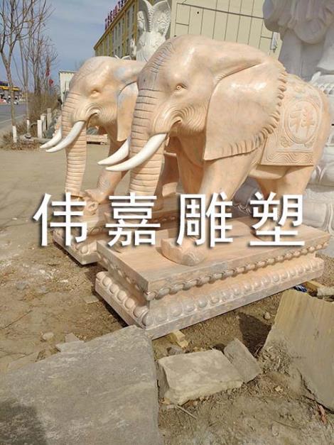 曲阳动物石雕