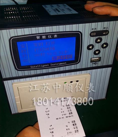 打印一体记录仪ZSY-PR1000