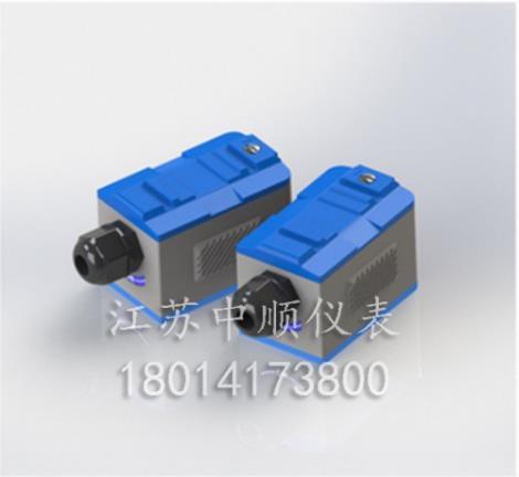 外贴式超声波流量传感器常温型