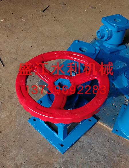 螺杆式手轮启闭机生产厂家