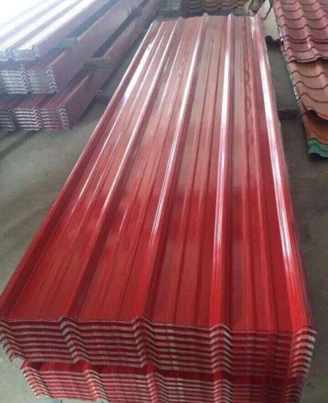 屋面彩钢瓦生产商