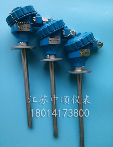 WZP型铂电阻