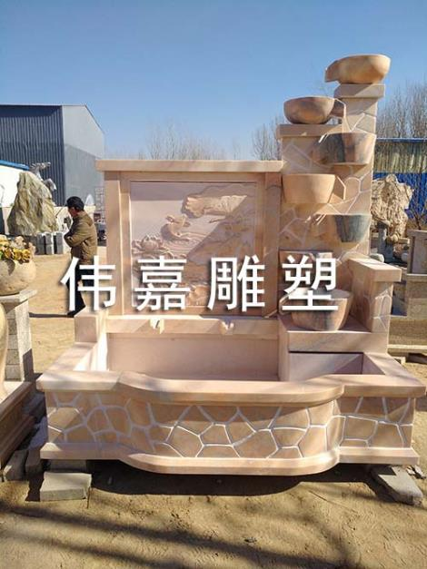 各种石雕安装