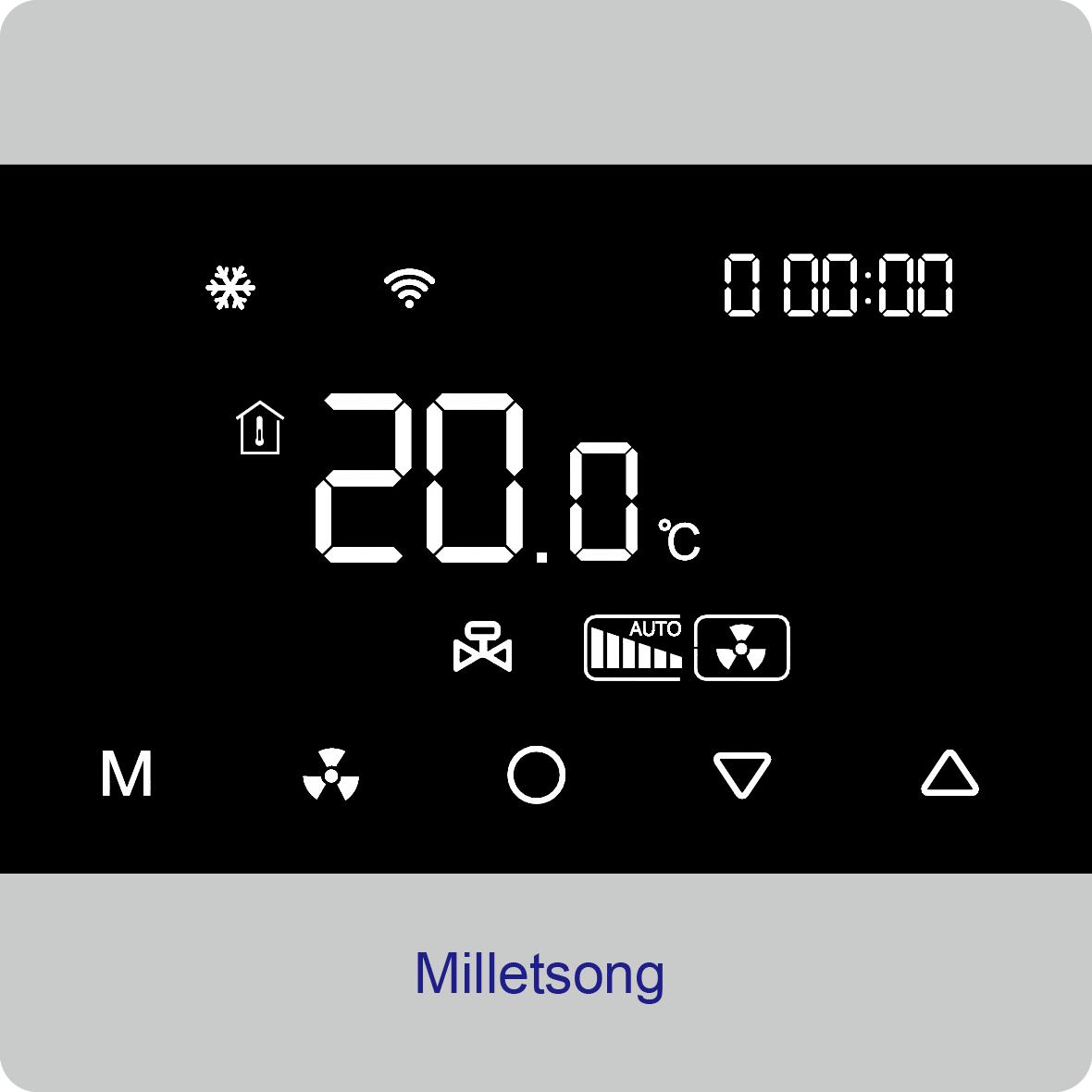 中央空调温控器3RE-F
