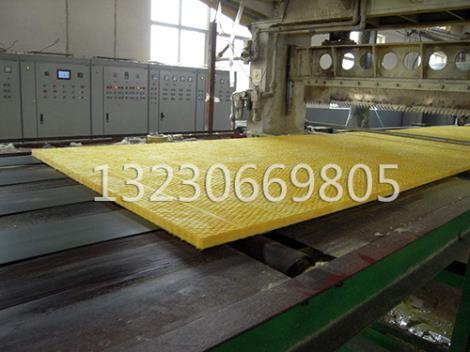 鋼絲網玻璃棉板