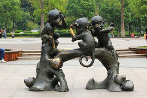 十二生肖雕塑直销