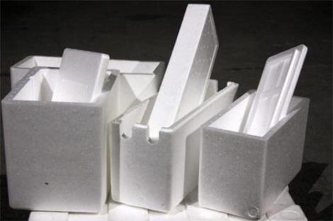 蟹苗泡包装箱加工