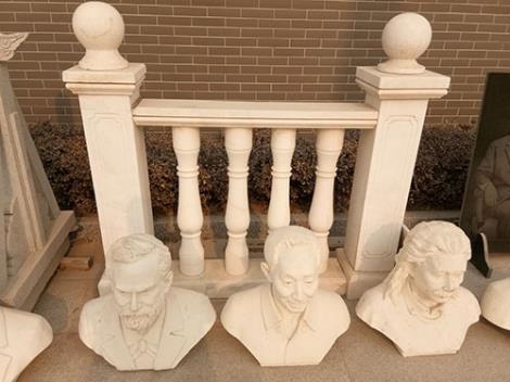 栏板雕刻厂家定制