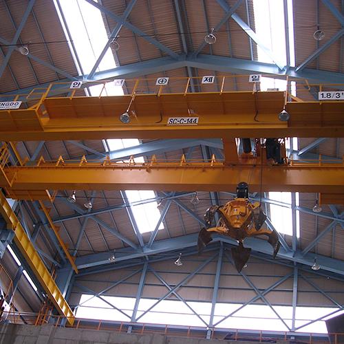 桥式机重机