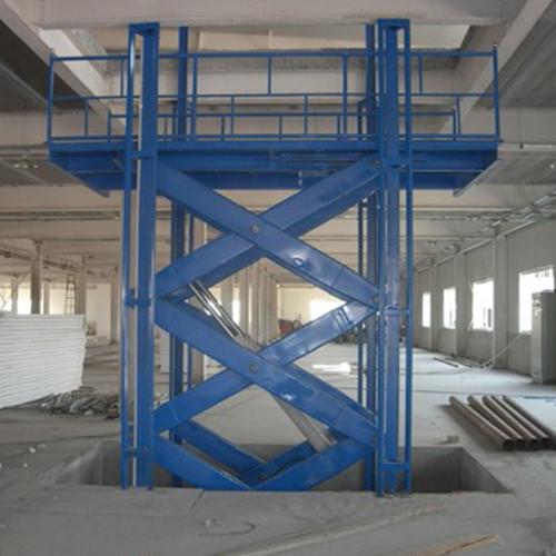 液压货梯安装