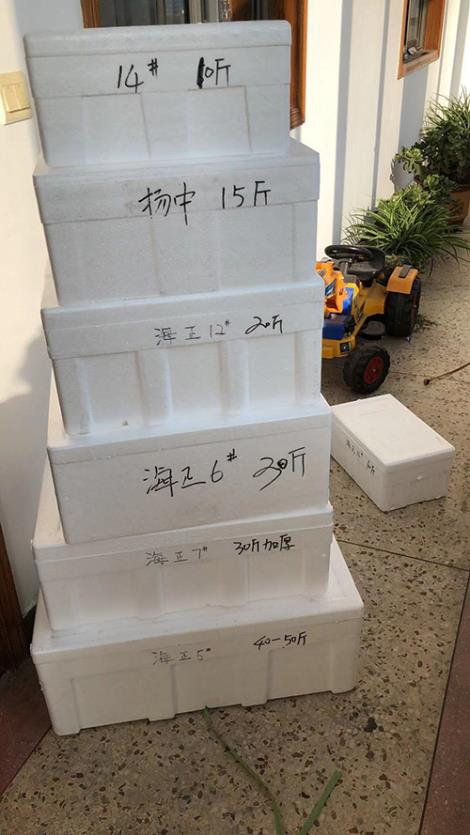 邮政泡沫箱生产商