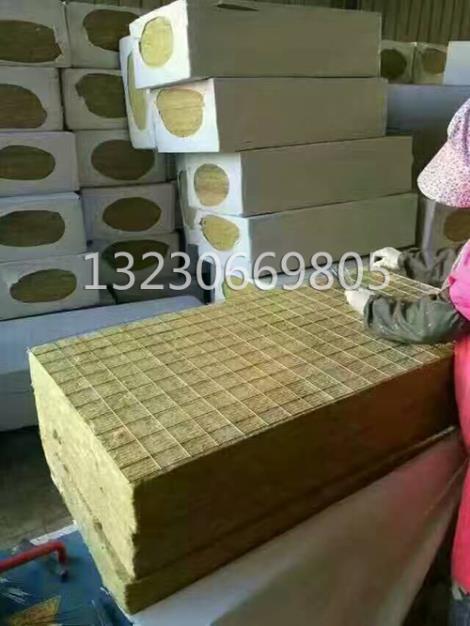 插絲鋼網巖棉板