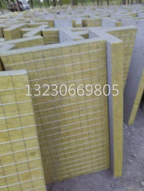 鍍鋅鋼絲網巖棉板