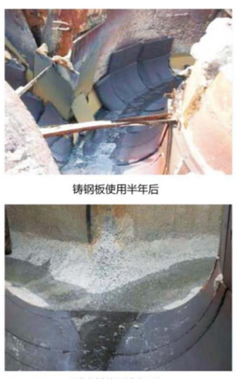 冲渣沟用陶瓷耐磨料厂家
