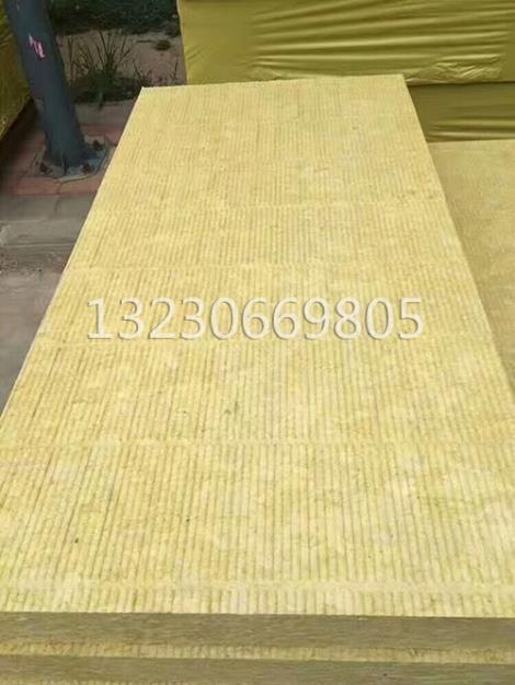 縫制網格布巖棉板