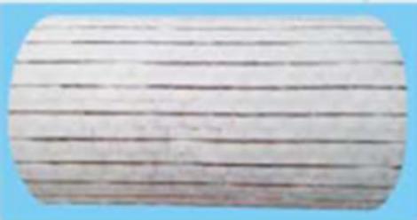 防滑耐磨陶瓷滚筒定制