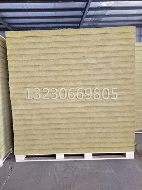 A級保溫裝飾一體板