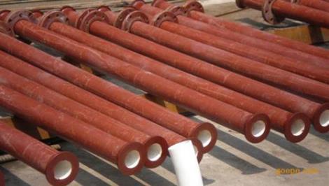 耐磨陶瓷复合管定制