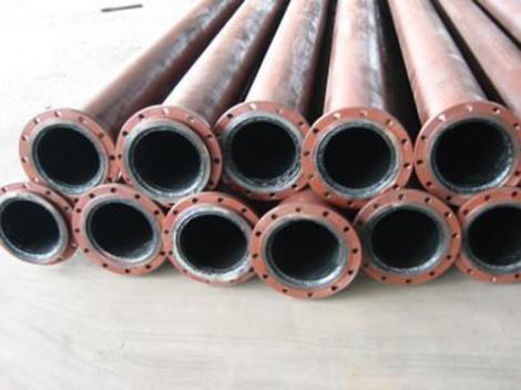 耐磨陶瓷管道直销
