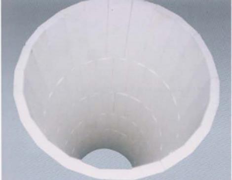 微晶耐磨陶瓷衬板定制