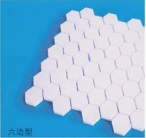 微晶耐磨陶瓷衬片直销