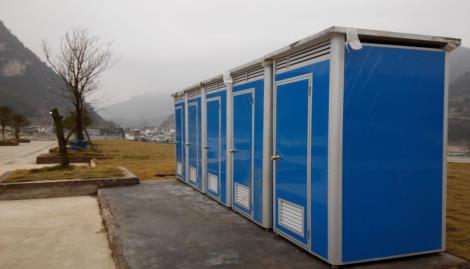 海阳移动厕所