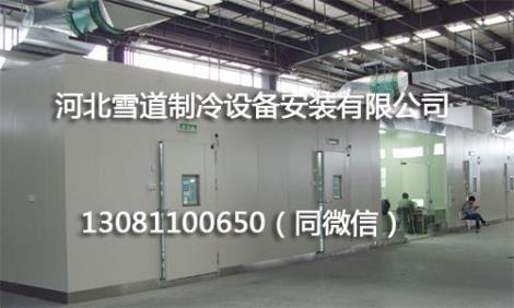 工厂冷链冷库安装工程