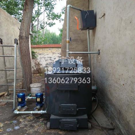 水暖炉施工