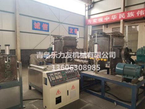 熱收縮套涂膠生產線