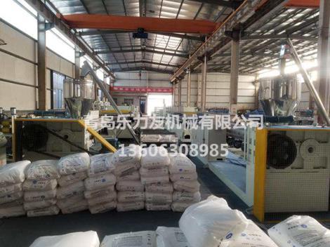 塑料厚板生產線價格