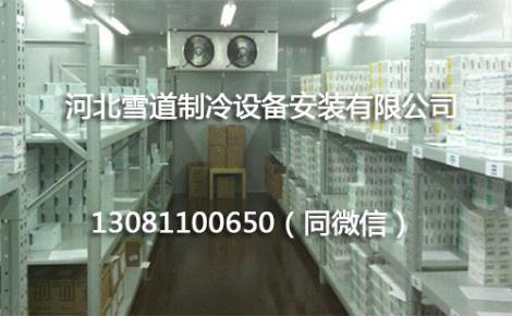 医疗冷库安装工程