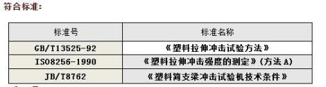 XJLD-50拉伸冲击试验机定制