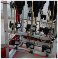 XGJ-10A管材静液压爆破试验机